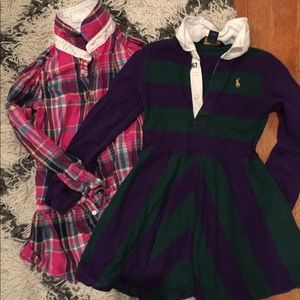 Ralph Lauren girls dress bundle